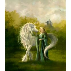La Dame à la Licorne 3