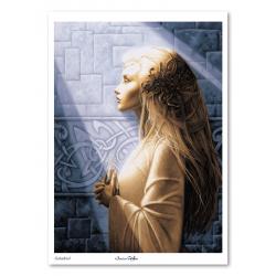 Galadriel - Tirage d'art A4