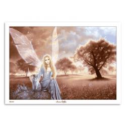 Mystic - Tirage d'art A4